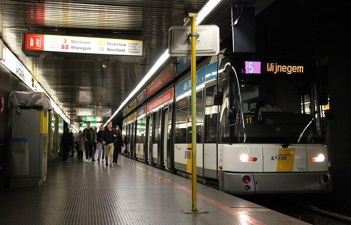 metro de lijn