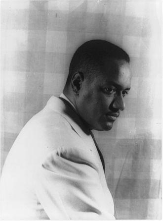Dean Dixon - Photo by Carl Van Vechten, 1941