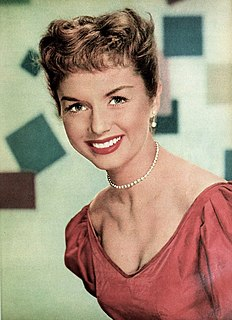 Debbie Reynolds American actress, singer and dancer
