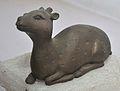 Deer - Bronze - Modern Period - ACCN V-33-1 - Government Museum - Mathura 2013-02-24 6541.JPG