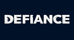 Defiance (TV series) - Image: Defiance Logo Tv Show