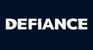 <i>Defiance</i> (TV series) 2013 American sci-fi TV series