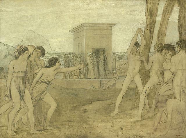 Teseo e il Minotauro 640px-Degas_spartanerinnen