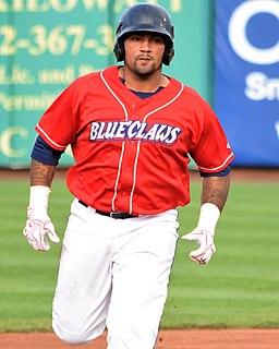 Deivy Grullón Dominican baseball player