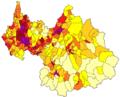 Densité Population par Commune en Savoie (2009).png