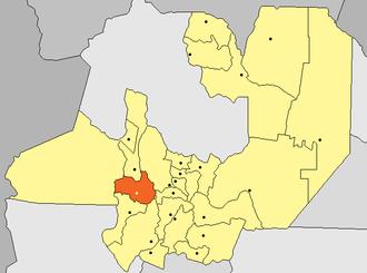 Cachi Department - Image: Departamento Cachi (Salta Argentina)