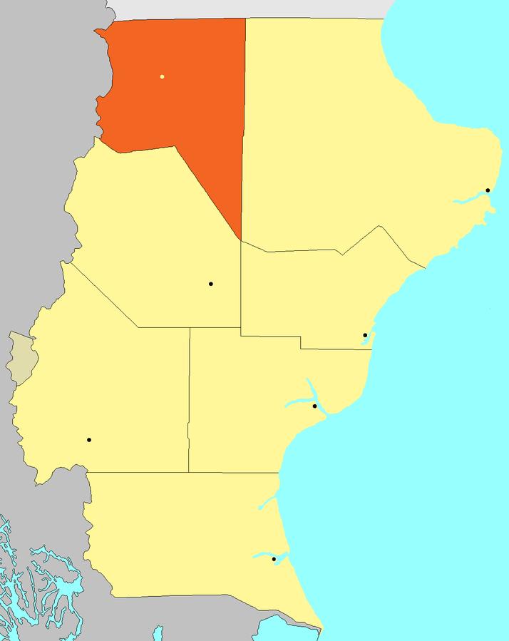 Lago Buenos Aires Department