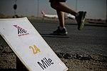 Deployed runners push bodies, complete marathon overseas 121028-M-PC317-010.jpg