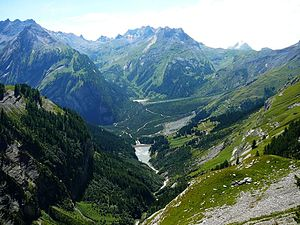 Derborence - Valley of Derborence