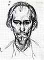 Derkovits Derkovits Self-Portrait with a Beard 1921.jpg