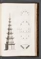 Design of chinese buildings. Pagoda - Skoklosters slott - 86214.tif