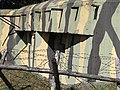 Detail of Caponier 8813 - Soviet World War II Bunker - Outside Hotel Accademia - Przemysl - Poland (36342953586).jpg