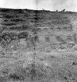 Detalj av det skulpterade berget med nischer. Lokal, Samaipata, SV - SMVK - 005870.tif