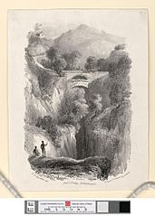 Devil's Bridge, Cardiganshire