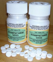 Dextroamphetamine - Wikipedia