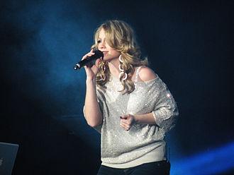 Didi Benami - Benami performing on the American Idol Live tour in Denver, Colorado on August 23, 2010