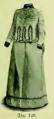 Die Frau als Hausärztin (1911) 123 Praktisches Straßenkleid Vorderansicht.png