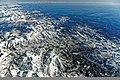 Die Pyrenäen aus 10 000 Meter Höhe fotografiert. 06.jpg