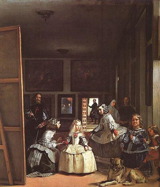 Archivo:Diego Velázquez - Las Meninas.jpg