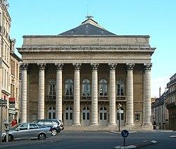 Большой Театр Дижона - Достопримечательности Дижона, Франция - что посмотреть, путеводитель