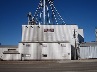 Dilley, Texas - Image: Dilley Feed and Grain, Dilley, TX IMG 2480