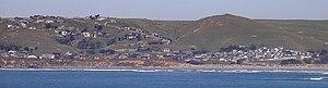 Dillon Beach, California - Dillon Beach as seen from Tomales Point