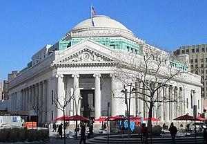 Dime Savings Bank of New York - Image: Dime Savings Bank Brooklyn