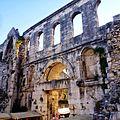 Diocletian's Palace, Split, Croatia - panoramio (3).jpg