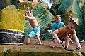 Diorama of farmers at work, Haw Par Villa (14607474857).jpg