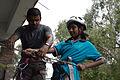 Disaster Management - Survival Programme - Summer Camp - Nisana Foundation - Sibpur BE College Model High School - Howrah 2013-06-09 9972.JPG