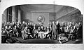 Distinguished British men of science 1807-1808 assembled in Wellcome L0027317.jpg