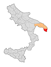 Cartina Geografica Italia Gallipoli.Gallipoli Wikipedia