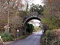 Disused Railway Bridge near Whitchurch - geograph.org.uk - 505225.jpg