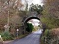 Disused Railway Bridge near Whitchurch - geograph.org.uk - 505225.jpg