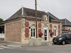 Dizy-le-Gros (Aisne) mairie.JPG