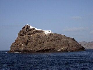 Farol de D. Luis Lighthouse in Cape Verde