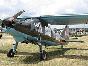 Dornier Do 27 - Do 27H-2