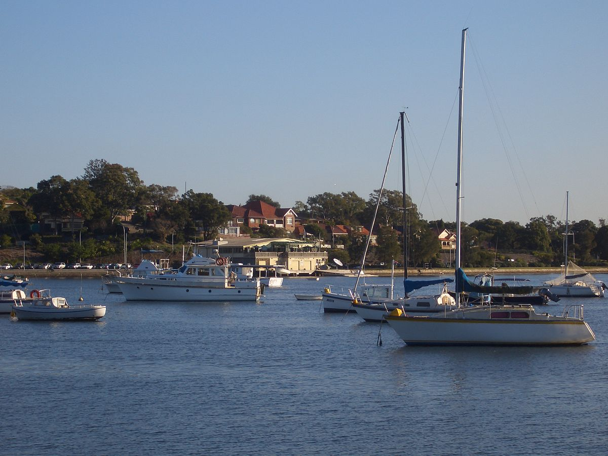 Haberfield Rowing Club Restaurant