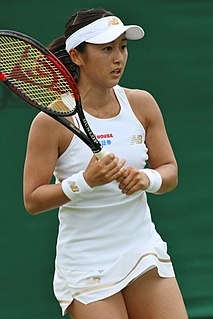 Misaki Doi Japanese tennis player