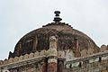 Dome - Rear View - Qila-e-Kuhna Masjid - Old Fort - New Delhi 2014-05-13 2783.JPG