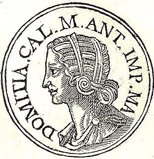 Domitia Lucilla Roman noble