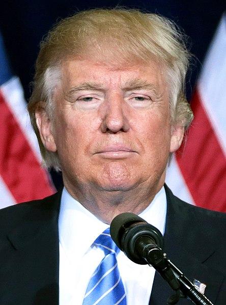 Donald trump steckbrief