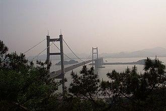Pearl River (China) - Image: Dongguan 007