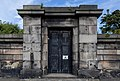Door to the City Observatory, Edinburgh, Scotland, GB, IMG 3661 edit.jpg