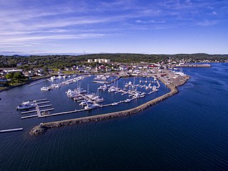 Lewisporte Town in Newfoundland and Labrador, Canada