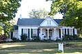 Dr. Charles Fox Brown House, Van Buren, AR, Front View.JPG
