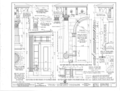 Dr. John H. Drish House, 2300 Seventeenth Street, Tuscaloosa, Tuscaloosa County, AL HABS ALA,63-TUSLO,1- (sheet 5 of 5).png
