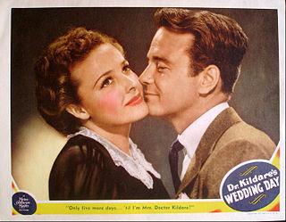 <i>Dr. Kildares Wedding Day</i> 1941 film by Harold S. Bucquet