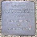 Dr. Leo Schneeroff - Sierichstraße 153 (Hamburg-Winterhude).Stolperstein.crop.ajb.jpg