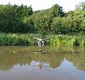 Dragonfly, Hatton locks 18-51 - geograph.org.uk - 512311.jpg